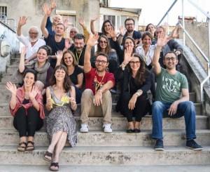 EURODRAM-Koordinatoren und einige Komitee-Mitglieder in Lissabon. – Foto: Marília Maia e Moura
